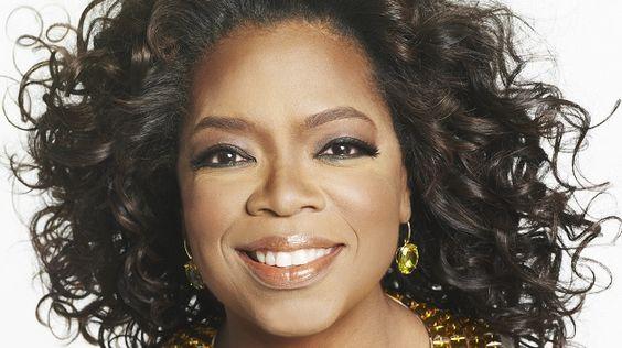 Oprah Winfrey believe success inspiration failure